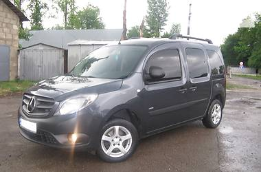 Mercedes-Benz Citan 2013 в Луцке