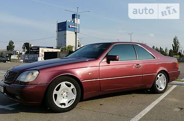 Купе Mercedes-Benz CL 420 1995 в Киеве