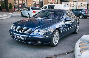 Mercedes-Benz CL 500 2000 в Киеве
