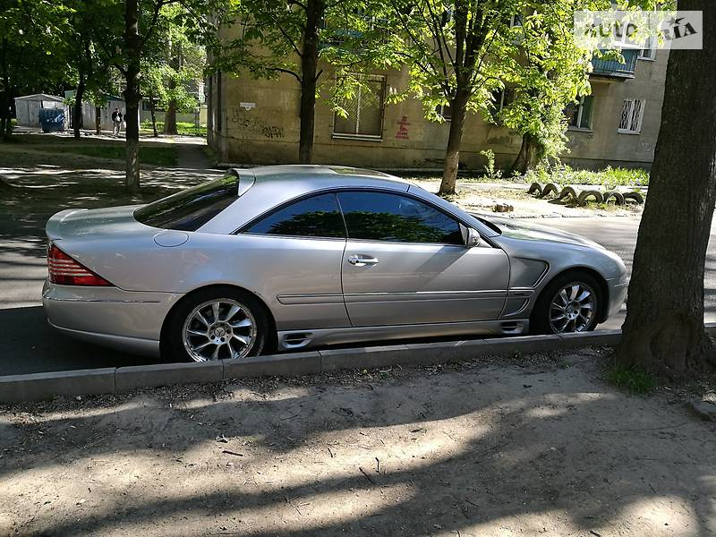 Mercedes-Benz CL 500 2002 в Одессе