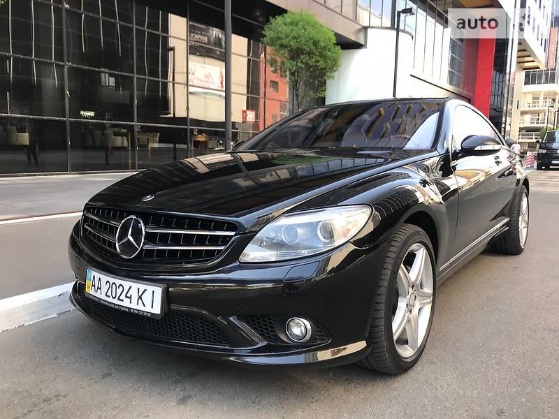 Mercedes-Benz CL 500 2008 в Киеве