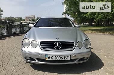 Mercedes-Benz CL 500 2000 в Харькове