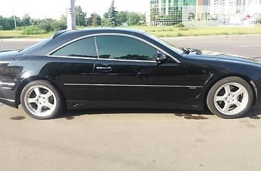 Mercedes-Benz CL 500 2002 в Киеве