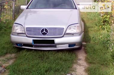 Mercedes-Benz CL 500 1993 в Києві