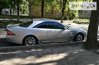 Mercedes-Benz CL 500 2002 в Одессе