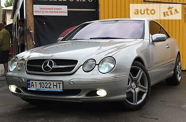 Mercedes-Benz CL 500 1999 в Києві