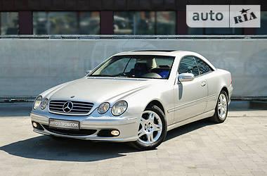 Mercedes-Benz CL 500 2003 в Львове