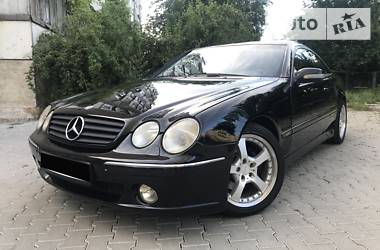 Mercedes-Benz CL 500 2003 в Чернівцях