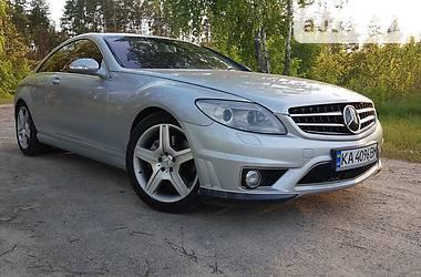 Купе Mercedes-Benz CL 500 2007 в Киеве