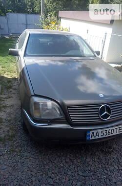 Купе Mercedes-Benz CL 500 1993 в Киеве