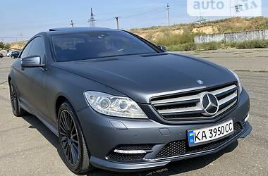 Купе Mercedes-Benz CL 500 2012 в Киеве