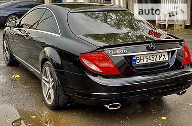 Купе Mercedes-Benz CL 500 2008 в Одессе