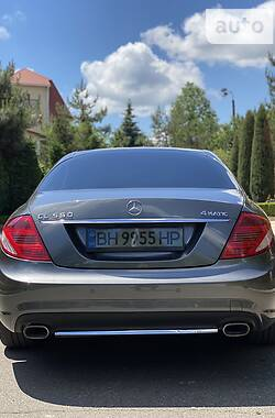 Купе Mercedes-Benz CL 550 2008 в Одессе