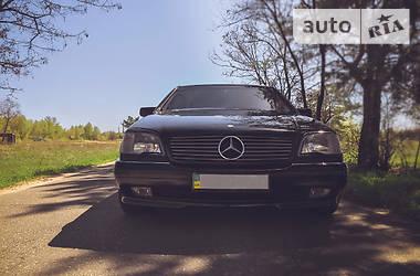 Mercedes-Benz CL 600 1996 в Днепре