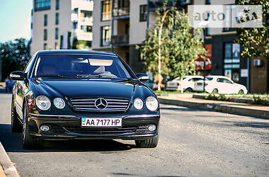 Mercedes-Benz CL 600 2003 в Киеве
