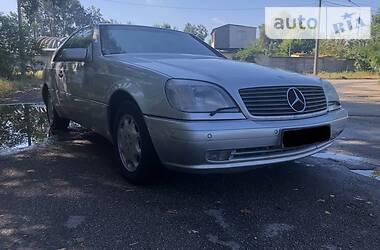 Mercedes-Benz CL 600 1996 в Киеве