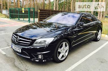 Mercedes-Benz CL 63 AMG 2007 в Киеве