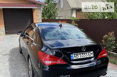 Mercedes-Benz CLA 200 2013 в Виннице