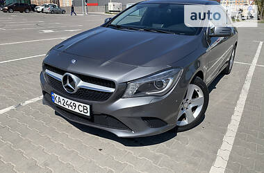 Mercedes-Benz CLA 200 2014 в Киеве