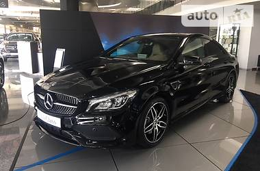 Mercedes-Benz CLA 220 2018 в Киеве