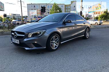 Mercedes-Benz CLA 220 2013 в Одессе