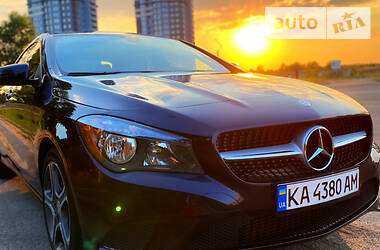 Mercedes-Benz CLA 250 2013 в Киеве