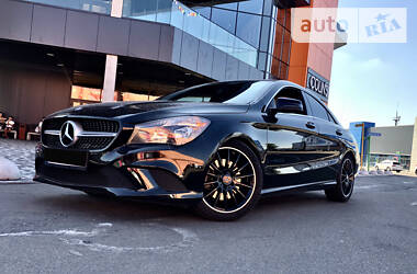 Mercedes-Benz CLA 250 2015 в Киеве