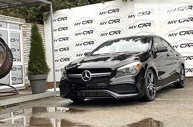 Mercedes-Benz CLA 250 2017 в Києві