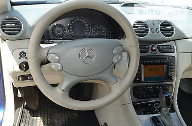 Mercedes-Benz CLK 200 2003 в Донецке