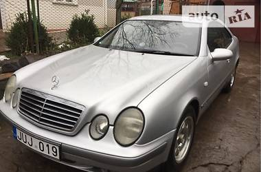 Mercedes-Benz CLK 200 1998