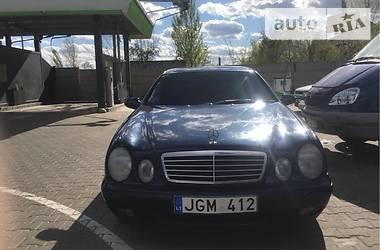 Mercedes-Benz CLK 200 2000