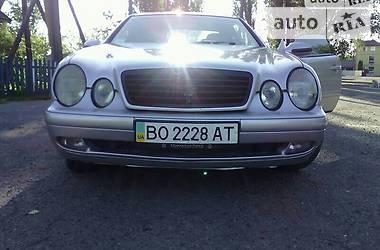 Mercedes-Benz CLK 200 2001 в Сторожинце