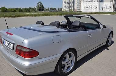 Mercedes-Benz CLK 200 2001 в Виннице