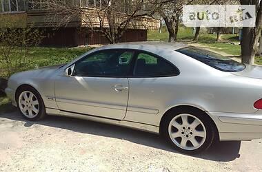 Купе Mercedes-Benz CLK 200 2001 в Боярке