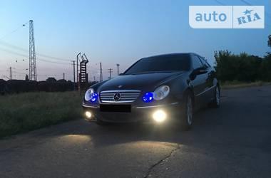 Mercedes-Benz CLK 200 2005 в Дніпрі