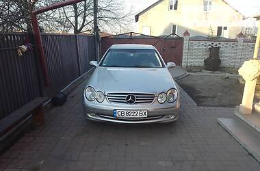 Купе Mercedes-Benz CLK 200 2002 в Киеве