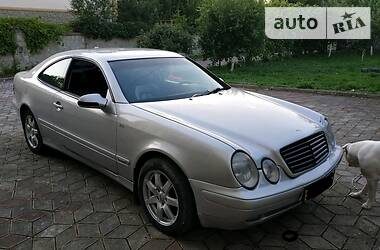 Mercedes-Benz CLK 200 2001 в Ивано-Франковске