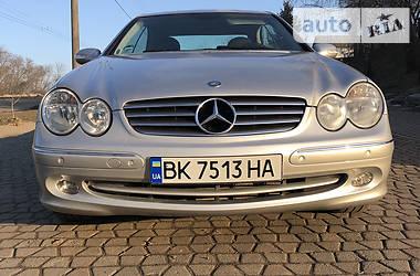 Купе Mercedes-Benz CLK 200 2004 в Ровно