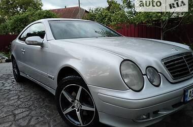 Купе Mercedes-Benz CLK 200 2000 в Виннице