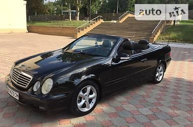 Mercedes-Benz CLK 230 2000 в Луганске