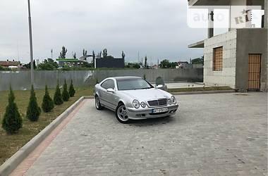 Mercedes-Benz CLK 230 1998 в Ивано-Франковске