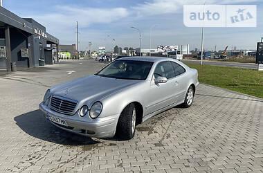 Купе Mercedes-Benz CLK 230 2000 в Львове