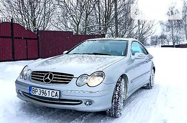 Mercedes-Benz CLK 270 2004