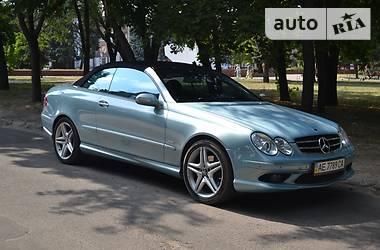 Mercedes-Benz CLK 320 AMG 2004