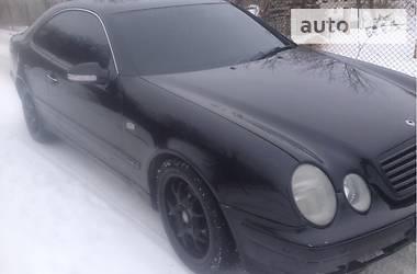 Mercedes-Benz CLK 320 полная 1999