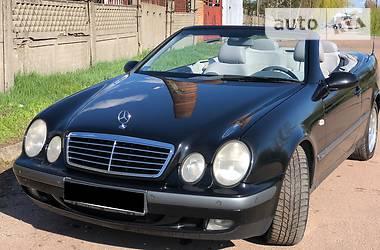 Mercedes-Benz CLK 320 2000