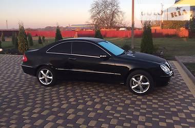 Mercedes-Benz CLK 320 2003 в Києві