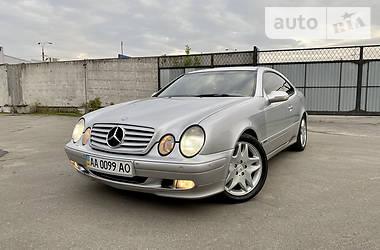 Купе Mercedes-Benz CLK 320 2001 в Киеве