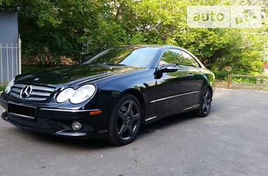 Mercedes-Benz CLK 350 2008 в Киеве