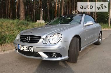 Mercedes-Benz CLK 500 2005 в Киеве